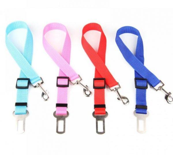 Adjustable Pet Car Safety Belt