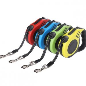 Durable Automatic Retractable Pet Leash