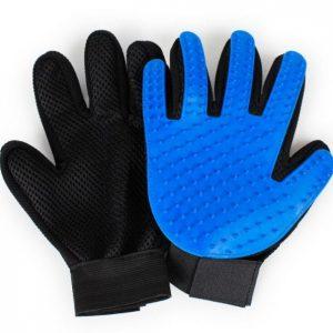 Gentle Pet Grooming Glove