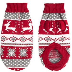 Christmas Cute Dog Sweater