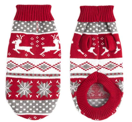 Christmas Cute Dog Sweater