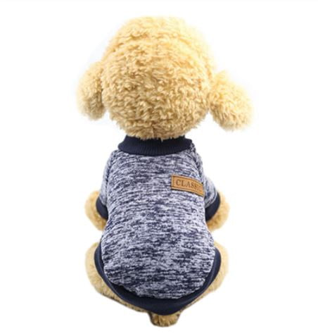 Classic Dog Winter Sweater