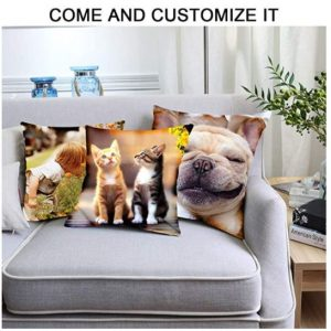 Picture Custom Pillow Case