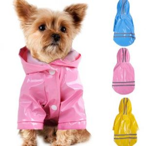 Puppy Pet Raincoat