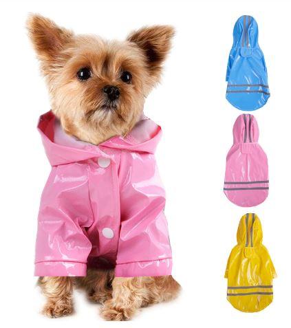 Puppy Pet Raincoat