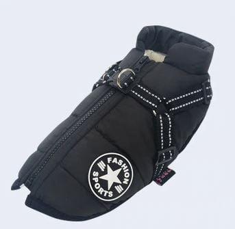 Dog Warm Harness Jacket