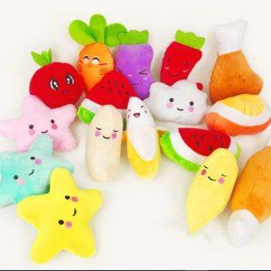 Pet Toy Plush Bite Resistant