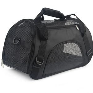 Soft Sided Portable Pet Bag