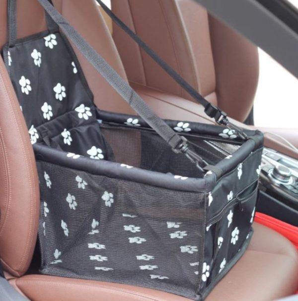 Travel Pet Car Carrier Bag
