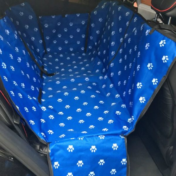 Dog Waterproof Car Seat Cover Mat