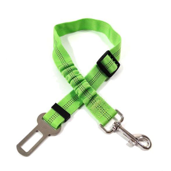 Retractable Elastic Dog Seat Belt