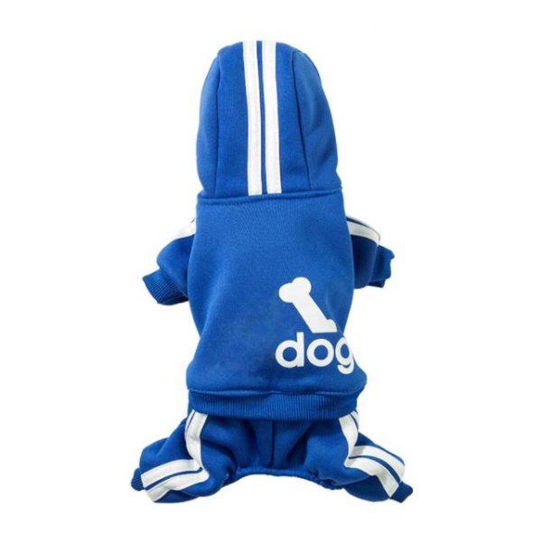 Cotton Training Dog Hoodie