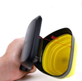 Dog Poop Bag Dispenser Travel Foldable