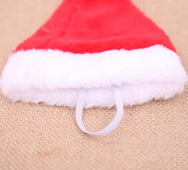 Cute Pet Santa Hat Christmas