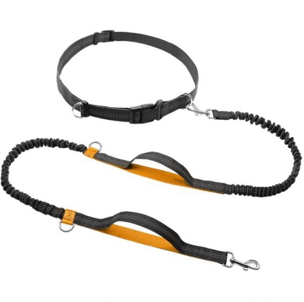 Retractable Hands Free Dog Leash For Running