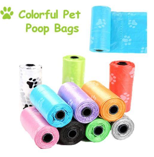 Pet Bone Shape Poo Dispenser Box