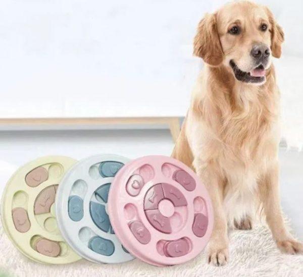 Dog Puzzle Toys Increase IQ Interactive