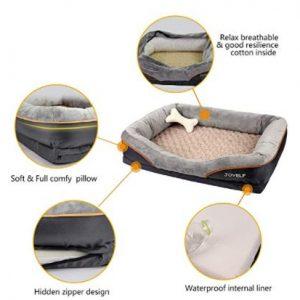 Orthopedic Dog Bed Memory Foam