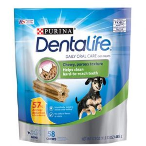 Chew Treats Oral Care Purina DentaLife