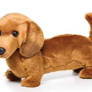 Dachshund Dog Plush Toy