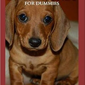 How To Train Dachshunds For Dummies. The Complete Guide To Buying, Grooming, Socializing And Taking Care Of Them